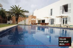 Villa for sale in Cap Martinet Ibiza