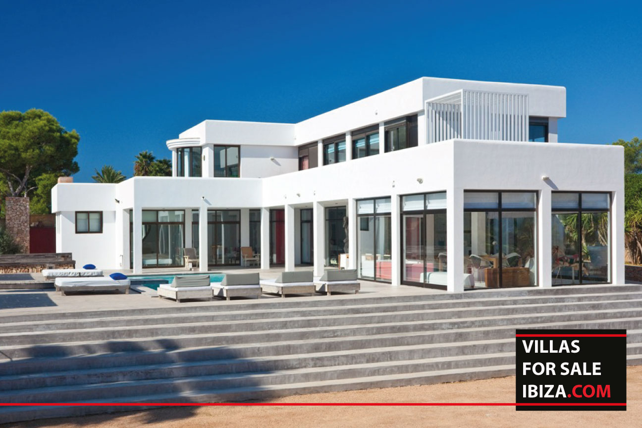 Villas for sale Ibiza Villa Flamingo