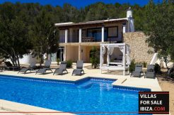 Villas for sale ibiza.villa L'eau Ibiza