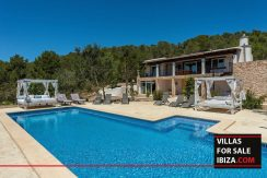 Villas for sale Ibiza - Villa L'eau