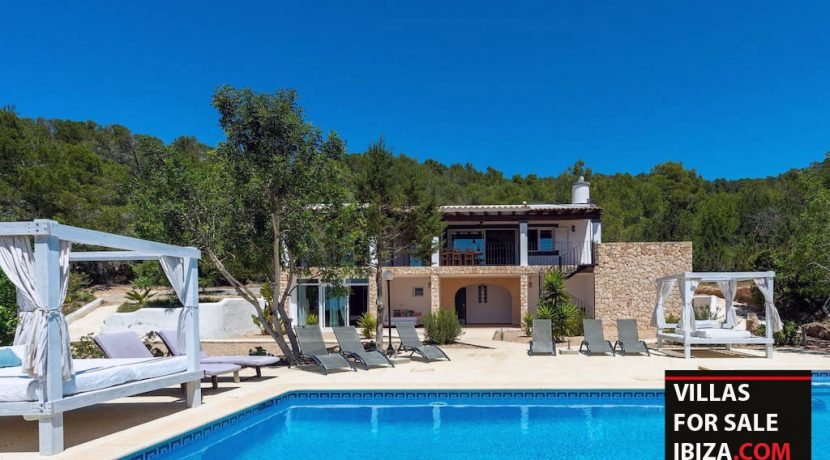 Villas for sale Ibiza - Villa L'eau 1