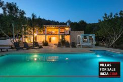 Villas for sale Ibiza - Villa L'eau 38