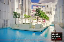 Apartment for sale ibiza Patio Blanco One