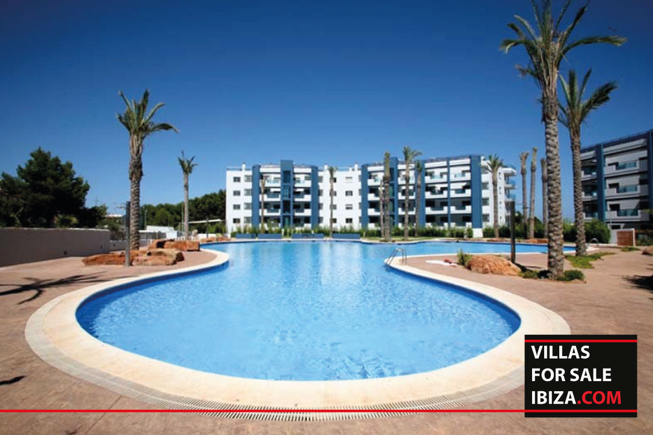 Apartment for sale ibiza Penthouse Antares