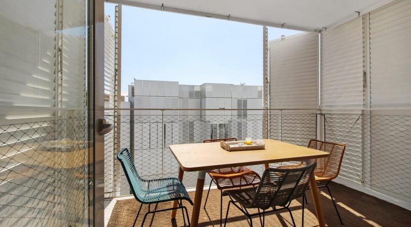 Penthouse Patio blanco Destino 9