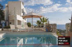 Villa for sale Ibiza Villa Pep Simo