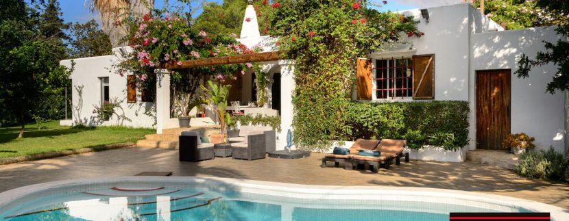 Villas for sale ibiza - Villa llonga With touristic license