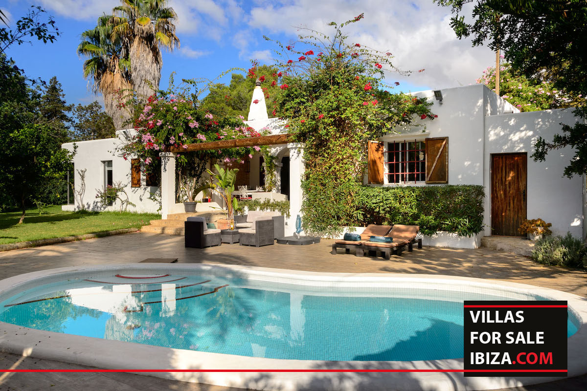 Villas for sale ibiza - Villa llonga With touristic license