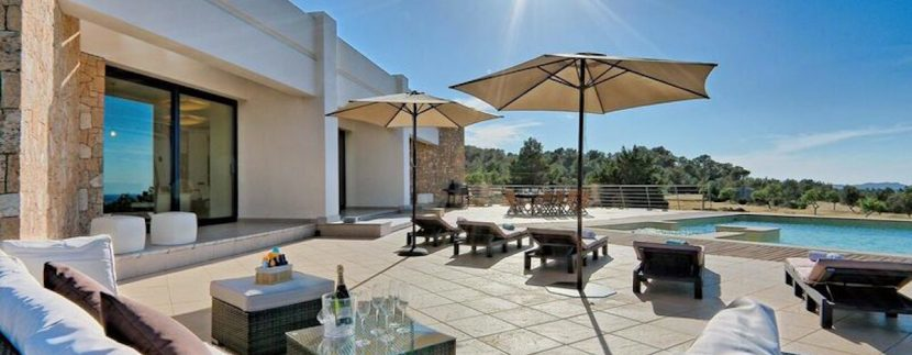Villas for sale ibiza - villa 360 2