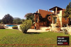 Ibiza real estate Villa Hacienda