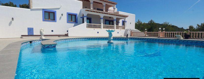 Villa for sale Ibiza Villa Grandes 1