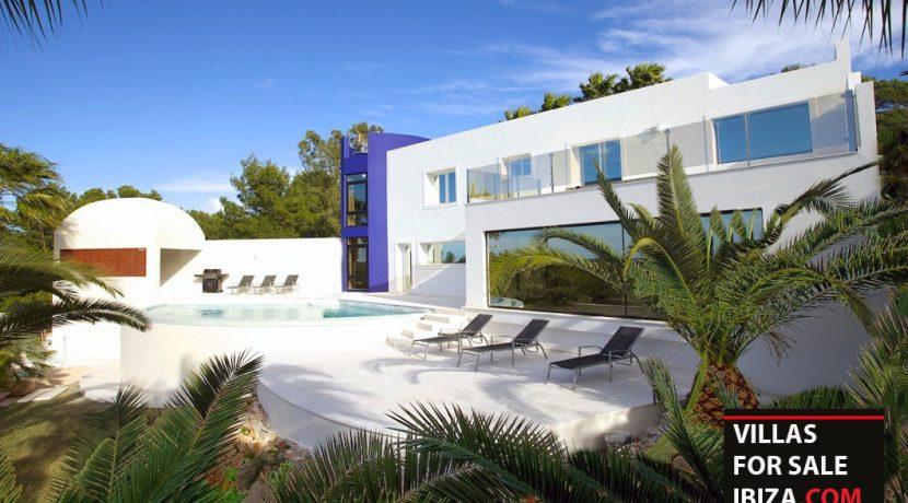 Villas for sale ibiza Villa Blue