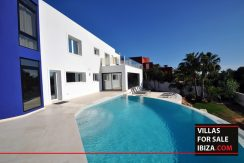 Villas for sale ibiza Villa Blue 1