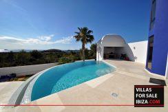 Villas for sale ibiza Villa Blue 34