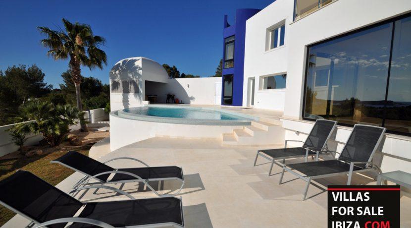 Villas for sale ibiza Villa Blue 40
