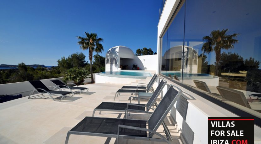 Villas for sale ibiza Villa Blue 7