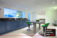 Villas for sale ibiza Villa Blue 9