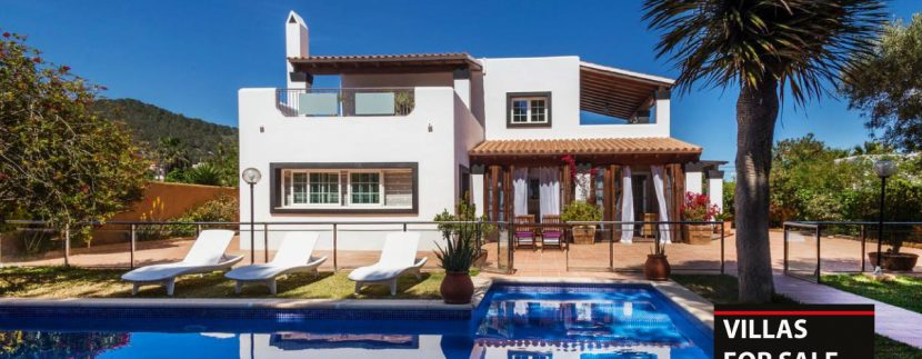 Villas for sale ibiza Villa Rocca 1