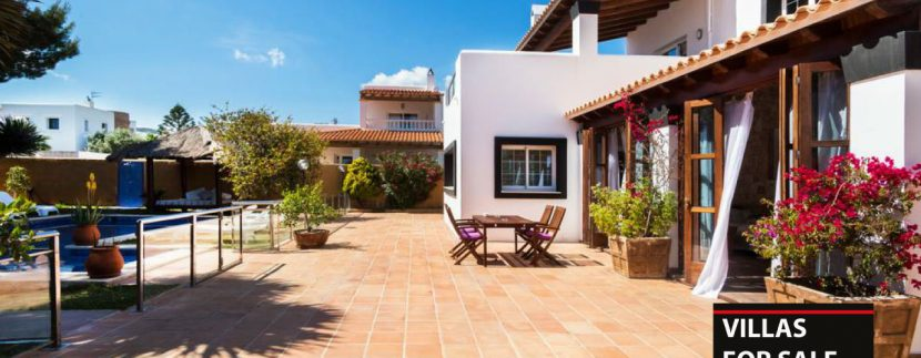 Villas for sale ibiza Villa Rocca 2