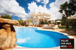 Villas for sale ibiza - Villa Eivisu
