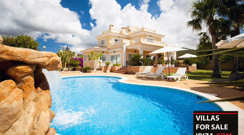 Villas for sale ibzia - Villa Eivisu 5
