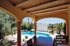 biza villas for sale Villa Garden 3