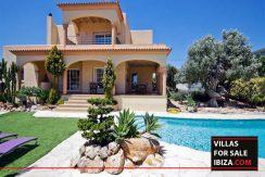 biza villas for sale Villa Garden 4