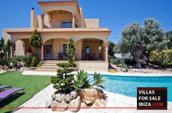 biza villas for sale Villa Garden