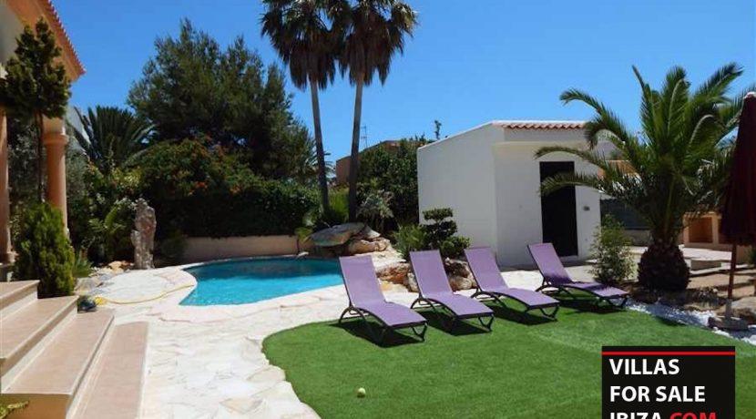 biza villas for sale Villa Garden 7