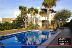 Villas for sale Ibiza villa Fransia