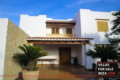 Villas for sale Ibiza villa Fransia 1