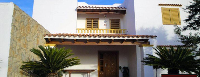Villas for sale Ibiza villa Fransia 1