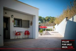 Villas for sale Ibiza villa Roma 2