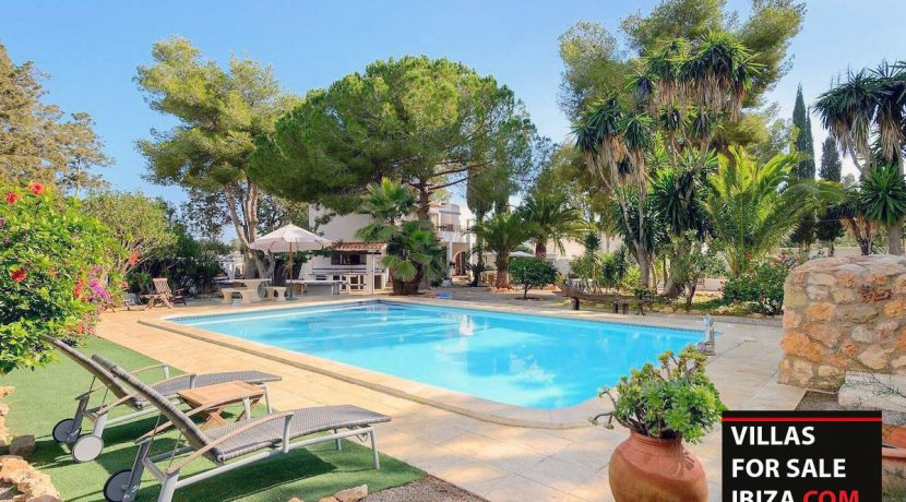 Villas for sale ibiza Villa Anglessa 1