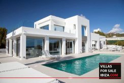 Villa's for sale Ibiza - villa Onda