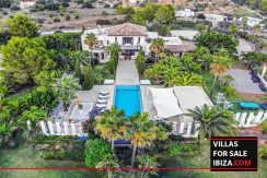 Villas for sale Ibiza - Mansion Jondal - € 6100000