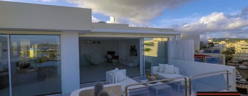 Villas for sale ibiza Penthouse White Dream 10