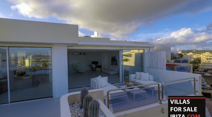 Villas for sale ibiza Penthouse White Dream 10