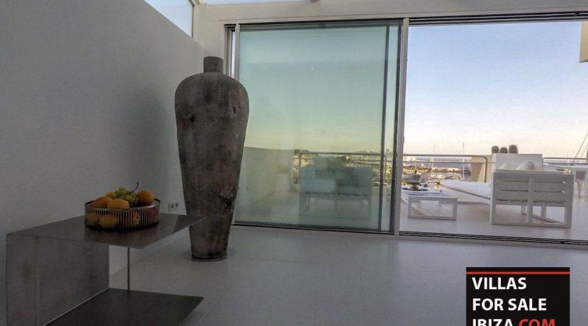 Villas for sale ibiza Penthouse White Dream 13