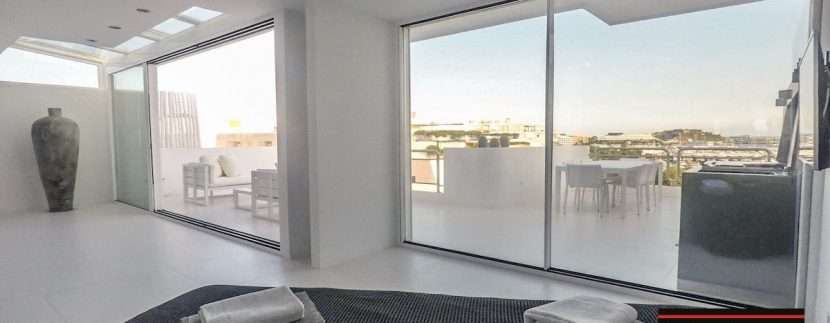 Villas for sale ibiza Penthouse White Dream 2