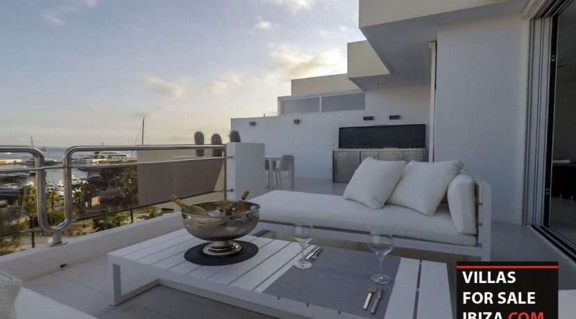 Villas for sale ibiza Penthouse White Dream 4