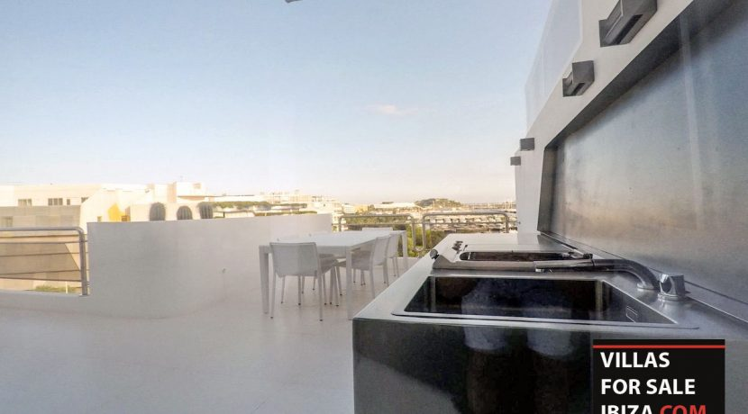Villas for sale ibiza Penthouse White Dream 6