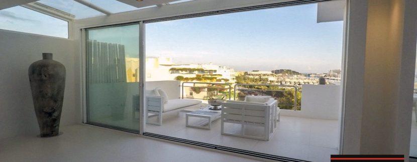 Villas for sale ibiza Penthouse White Dream 9