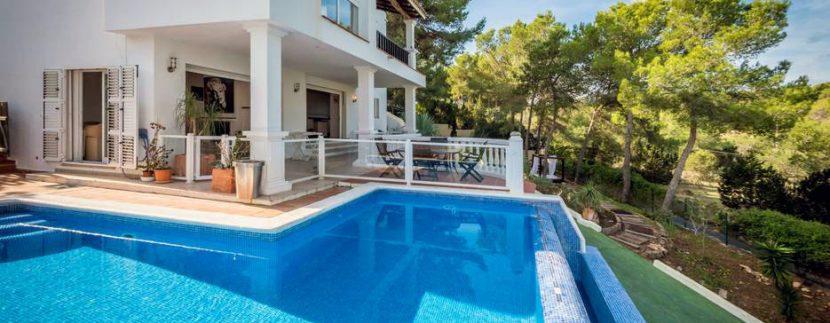 Villas for sale Ibiza Villa Agustine 4
