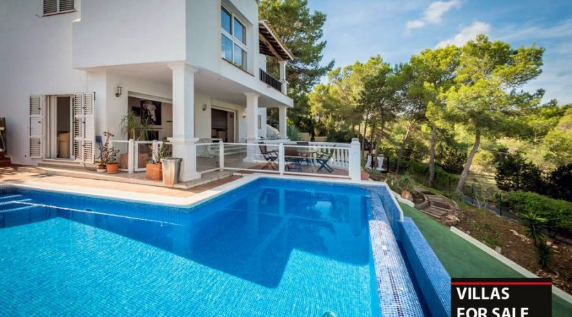 Villas for sale Ibiza Villa Agustine 4