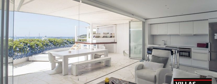Villas for sale Ibiza - Penthouse Las boas Amnesia 1