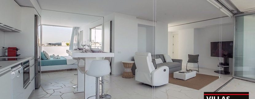 Villas for sale Ibiza - Penthouse Las boas Amnesia 15