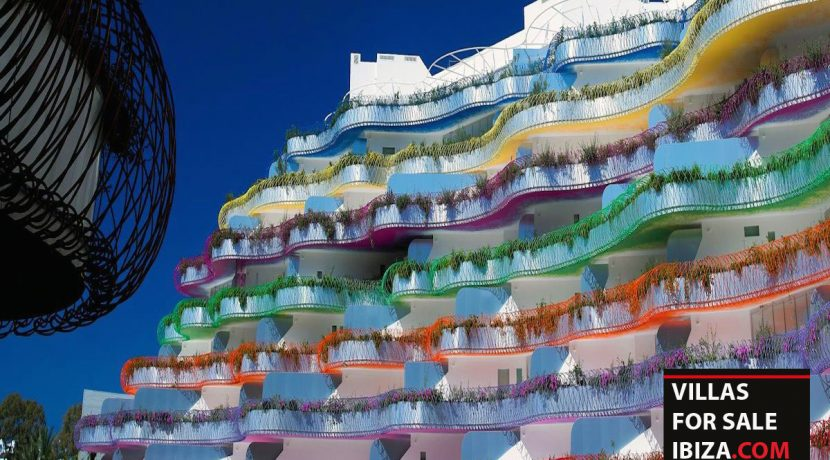 Villas for sale Ibiza - Penthouse Las boas Amnesia 22