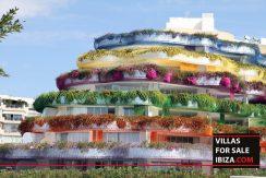 Villas for sale Ibiza - Penthouse Las boas Amnesia 23