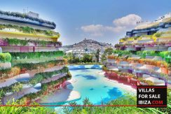 Villas for sale Ibiza - Penthouse Las boas Amnesia 24
